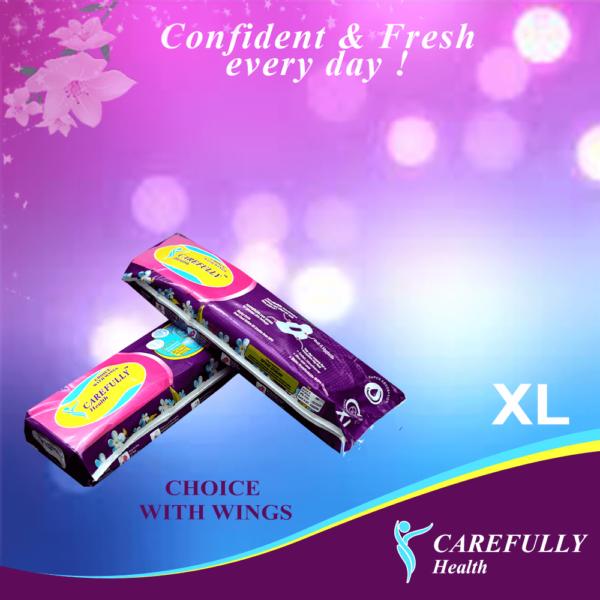 Sanitary napkin XL